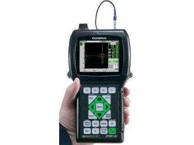 Rugged Handheld Ultrasonic Flaw Detector