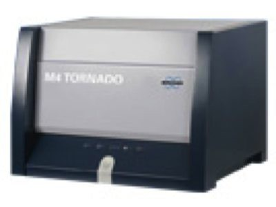 XRF spectrometer from Bruker