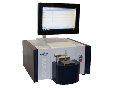 Q2 ION Ultra-Compact Spark Emission Spectrometer from Bruker