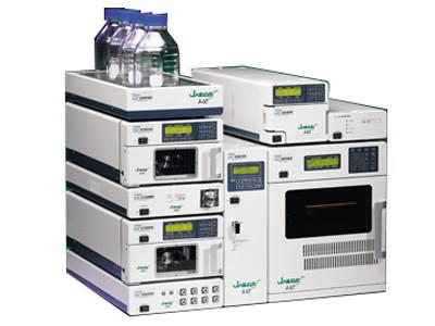 来自JASCO的X-LC (UHPLC)色谱系统