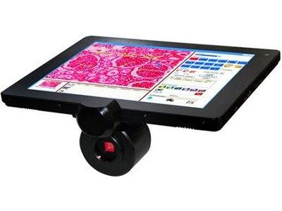 显微镜平板相机