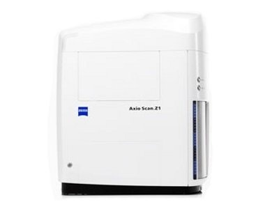 Axio Scan.Z1 Microscope Slide Scanner and Imaging System