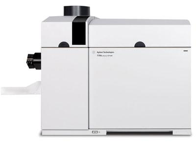 安捷伦技术公司的电感耦合等离子体质谱