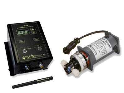 Fuel Cell Metering Pump