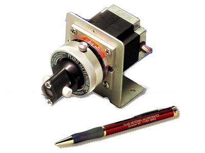 Semi-Conductor Metering Pump