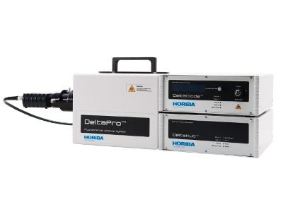 DeltaPro Lifetime Fluorescence Spectroscopy TCSPC system