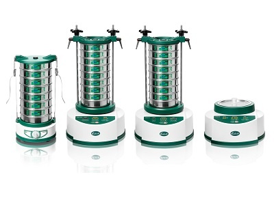 Endecotts Range of Sieving Machines
