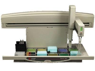 Automated Liquid Handling Workstation