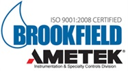 Brookfield Engineering Laboratories, Inc.