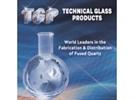 玻璃技术产品:熔融石英制造和销售的世界领先者