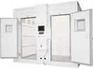 PGW-40 Walk-in Environmental Control Room