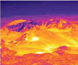 thermal imaging cameras help predict volcanic activity. Black Bedroom Furniture Sets. Home Design Ideas