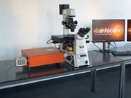 A Redesigned Confocal Microscope for Super-Resolution Microscopy