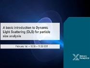 粒度分析中动态光散射(DLS)的基本介绍