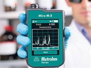 Mira M-3 - Metrohm Instant Raman Analyzer for Raw Material Verification