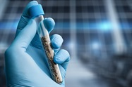 Quantitative Analysis of Cannabinoids in Edibles Using Thermal Desorption-GC/MS