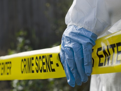 Setting the Stage for Safety in a Forensic Lab