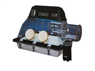 Controlled Atmosphere Anaerobic Chamber Glove Box (Manually Controlled)