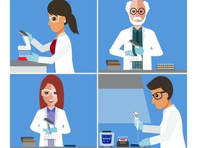 四种方法来使用你的电子移液器