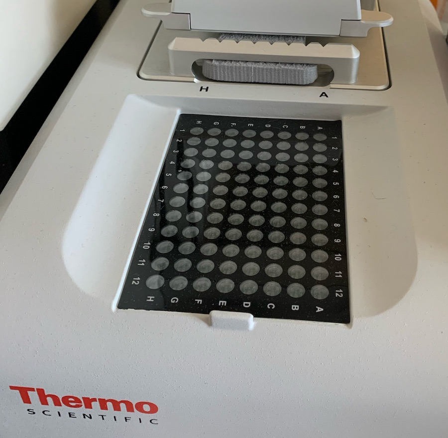 Excellent NanoDrop Spectrophotometer to Quantify the Multiple RNA Samples