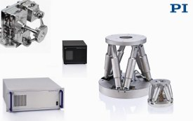 Hexapod / SpaceFAB Parallel Precision Robotic Positioning