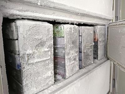 实验室和工业冰柜