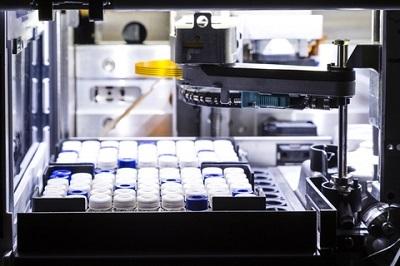 分析高效液相色谱系统