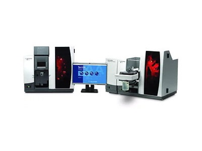 AA Duo Atomic Absorption Spectrometer from Agilent Technologies