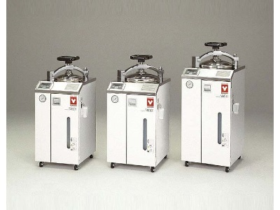 Automatic Sterilizer with Ease Handling