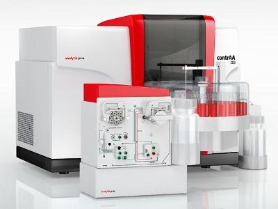 contrAA®800 d原子吸收光谱法系统