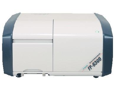 fp - 8300荧光谱仪