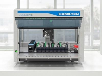 Aliquot STARlet from Hamilton Company