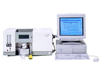 Aa 6200 Atomic Absorption Spectrophotometer From Shimadzu