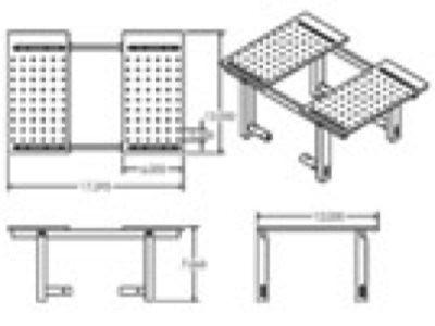 MD Series Micromanipulator Platforms from Sutter Instrument