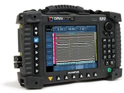 OmniScan MX Flaw Detector