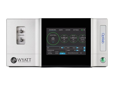 Optilab® Refractive Index Detector for HPLC/GPC from Wyatt Technology Corporation