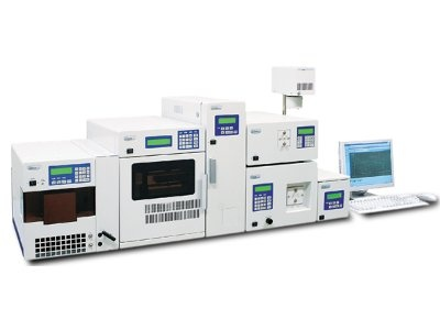 Analytical Supercritical Fluid Chromatography (SFC) System