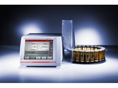 Soft Drink Analyzer M Density and Sound Velocity Meter from