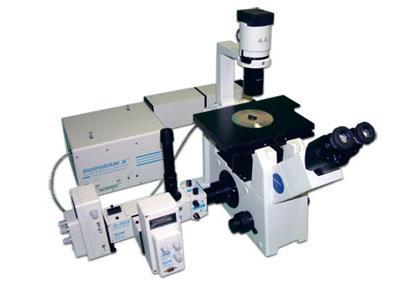 RatioMaster Ratio Microscope Based Spectrofluorometer from PTI, a Division of HORIBA Scientific