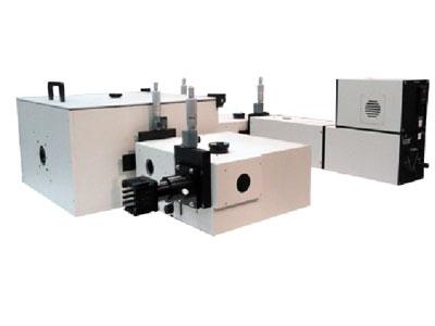 使用InGaAs荧光光谱仪的量子amaster 50近红外光谱仪