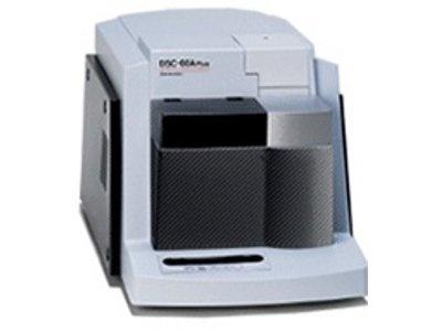 DSC-60 Plus Differential Scanning Calorimeter from Shimadzu