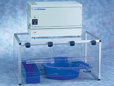 G Series Portable Fume Hoods From Airfiltronix