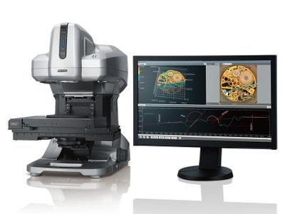 VR-3000 One-Shot 3D Measuring Macroscope from KEYENCE
