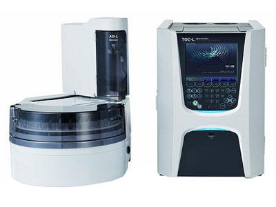 TOC-L Series Total Organic Carbon Analyzers from Shimadzu