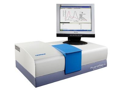 的FluoroMax-4紧凑型荧光光谱仪