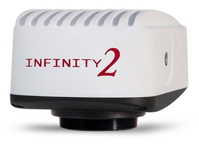 Lumenera INFINITY2-5 CCD Microscope Camera from Teledyne Lumenera