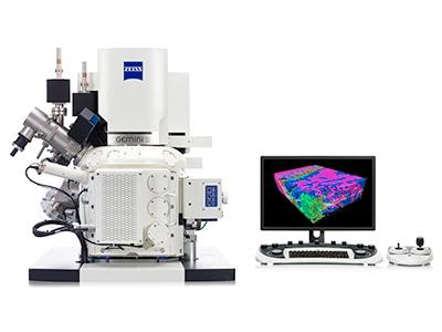 ZEISS Crossbeam FIB-SEM for high throughput nanotomography and nanofabrication from Carl Zeiss Microscopy