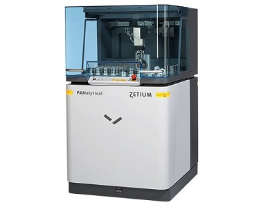 Zetium WDXRF, EDXRF and XRD Spectrometer for Elemental Analysis