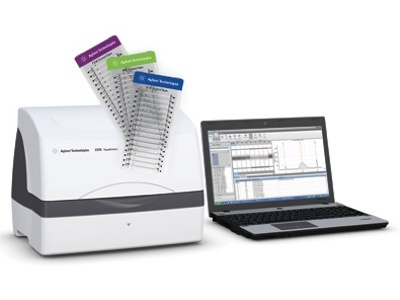 2200 Tapestation Automated Electrophoresis System From