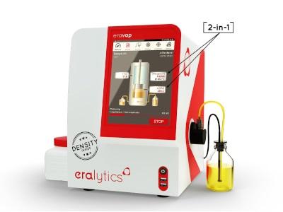 ERAVAP蒸气压力测试仪